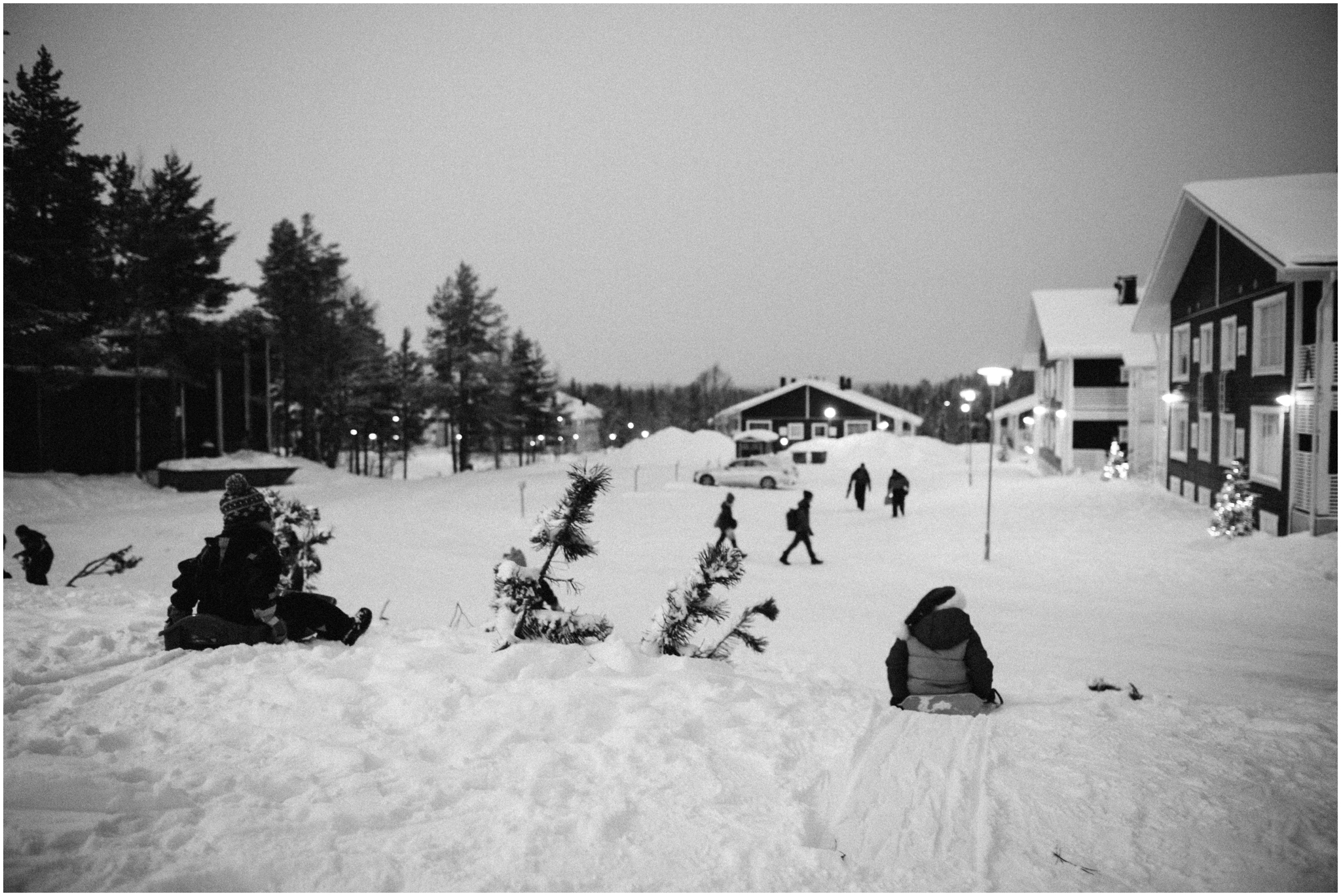 Lapland Destination wedding photographer