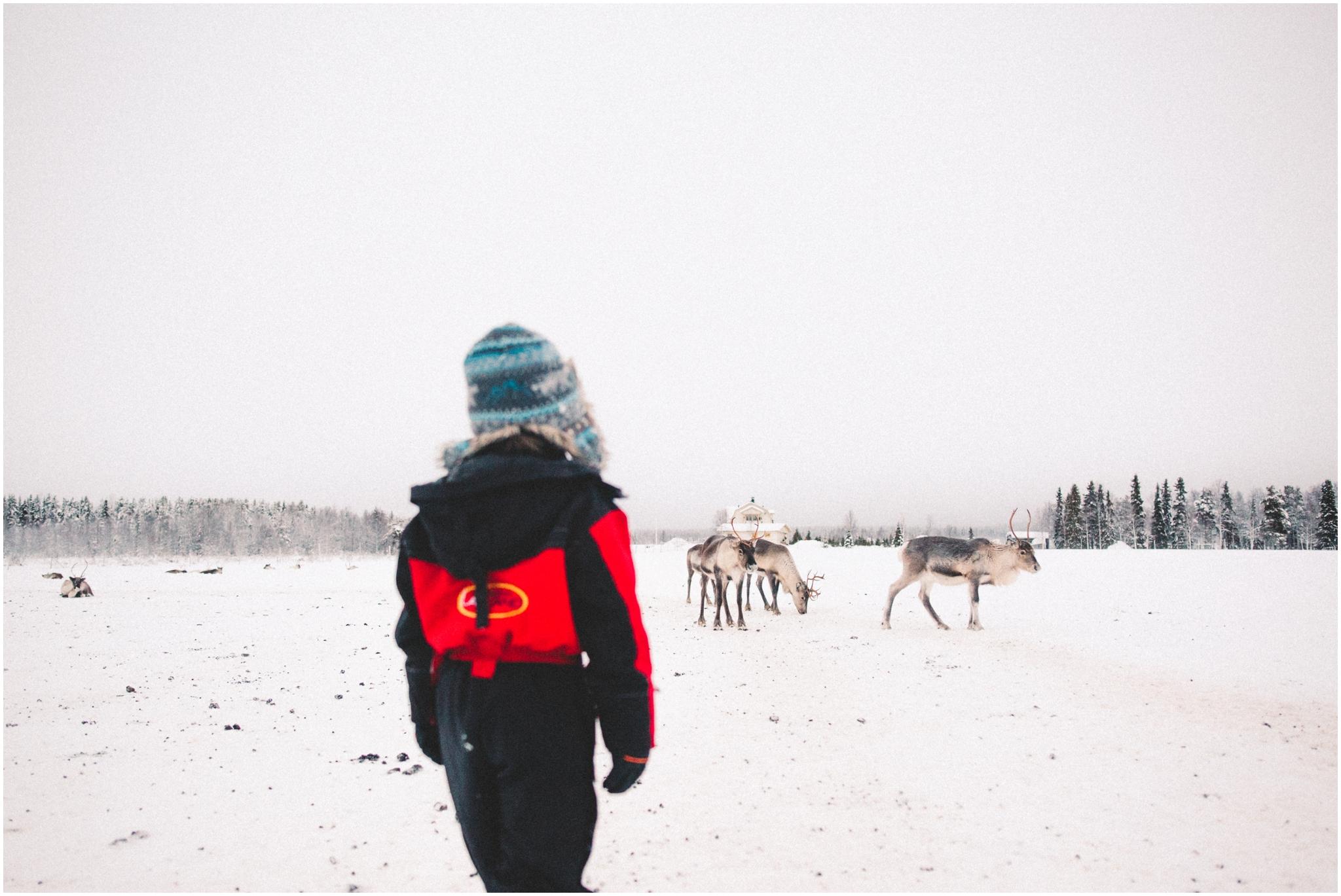 Lapland Destination wedding photographer